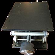 "SALE Precision Fisher Scientific Co ""Big Jack"" Adjustable Laboratory Jack 7"" by"