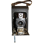 "SALE 1915 Seneca Uno Scout #3 Folding Bellows Camera Large Format 3 1/4"" x ..."