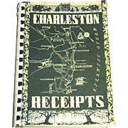 Charleston Receipts by the Junior League of Charleston South Carolina. This 1950 edition was from the September 1976, twenty first printing