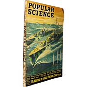 July 1945 Popular Science - American Destroyers Help Smash Japan - How the Gyroscope Stopped .