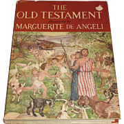 """The Old Testament"" Illustrated by Marguerite De Angeli 1960"