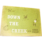 Down The Creek with Eddie Finlay, Outdoor Conservation in South Carolina, Wildlife Cartoons by
