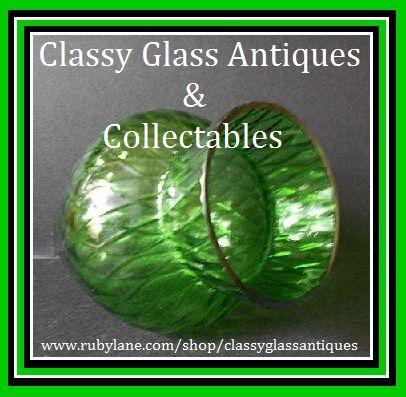 Stunning Bohemian Czechoslovakia c1950's optical glass vase by Borske Sklo, pattern Caro,