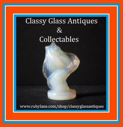 Sabino Opalescent Crystal Glass Fish Figurine 'Poisson L'eglefin'