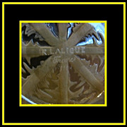 SALE PENDING Rene Lalique Model 3104 Pissenlit Intaglio Moulded Glass Bowl c1921