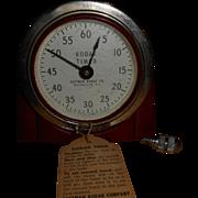 1950 Kodak Timer For Photographic Printing