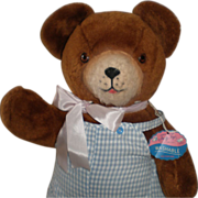 "REDUCED 24"" Washable Teddy Bear by Trudy Toys"
