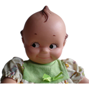 "15"" Hard Plastic Cameo Kewpie Doll"