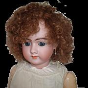 """REDUCED 32"""" Antique Heinrich Handwerck #99 Dep German Bisque Doll Circa 1900"""