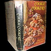 Cookie Cookery - Vintage 1969 Cookie Cookery By John & Hazel Zenker
