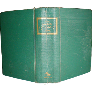1949 The Wise Encyclopedia of Cookery