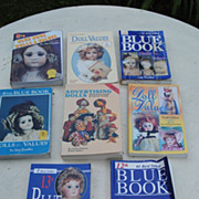 8 Doll Price Guides Including Advertising Dolls Identification