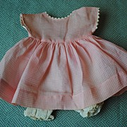 Madame Alexander Mc Guffey Anna Outfit