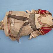 """Montenegro Woman"" Doll Outfit With Compo Body"