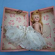 1955-57 Vogue Ginny Straight Leg Walker in Ginny Trunk