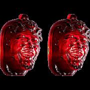 Pair of Pan, Roman God, Priced each