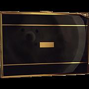 SALE Vintage Cigarette Lighter and Case