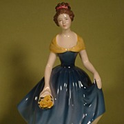 Melanie figurine by Royal Doulton