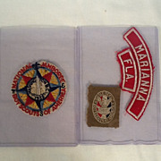 1937 Jamboree Patch and Type 2 Eagle Scout Badge