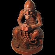 Bamboo Shakyamuni Buddha