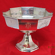 SALE Stunning Arts And Crafts Bowl