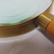 SOLD Vintage Magnifying Glass
