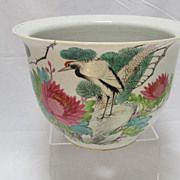 Chinese Qing Dynasty Jardiniere