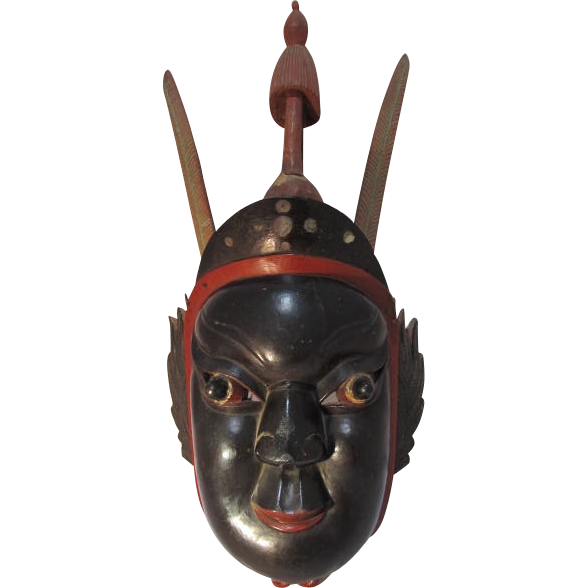 Chinese Theater Mask