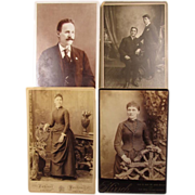 Chicago Cabinet Cards