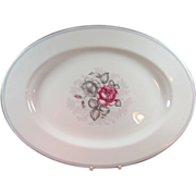 SALE Rosenthal Grey Dawn Platter