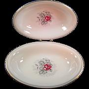 SALE Rosenthal Grey Dawn Bowls