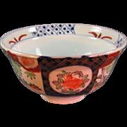 Japanese Imari/Style Bowl