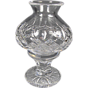 Waterford Lismore Crystal  Fairy Lamp