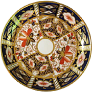 Royal Crown Derby Imari Saucer