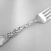 Tiffany & Co Chrysanthemum Serving Fork 1885