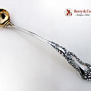 Mustard Ladle Blackinton Art Nouveau Sterling Silver