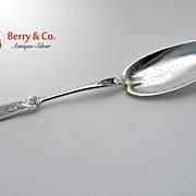 Corinthian Jelly Knife Gorham Sterling Silver 1871 No Monograms