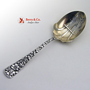 Arlington Preserve Spoon Sterling Silver Towle 1884