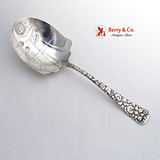 Arlington Berry Spoon Sterling Silver Towle 1884