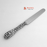 Rose Youth Knife Sterling Silver Stieff