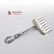 Orient Sardine Fork Sterling Silver Alvin 1910