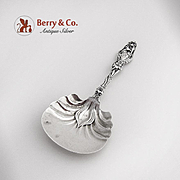 Lily Candy or Nut Spoon Sterling Silver Whiting Manufacturing Co 1900