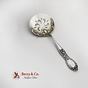 Lady Clare Tomato Server Sterling Silver Baker Manchester 1914