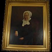 Portrait of Catherine Leitch 1809-1886 by S. K. Davidson