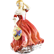 Paragon Fine Bone China Figurine SPRING