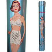 Playtex Girdle Box, Gigantic Display, 50's 60's