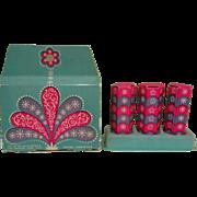 Vintage 1960's Perfumes, Boxed Trio Set, Fuller Brush
