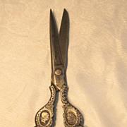 Antique German Hyane Solingen Scissors