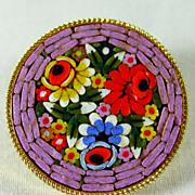 SALE Micro Mosaic Pin