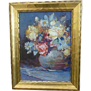 Impressionist Oil Painting  by  Arthur V Diehl